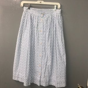 Vintage Briggs New York Skirt